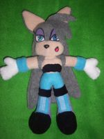 VENUS PLUSHIE by Victim-RED