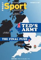 TEDS ARMY by space-for-thought