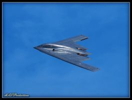 B2 Spirit by Dracoart