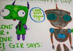 Gir With And With Out Suit by Nin10douh-Spark