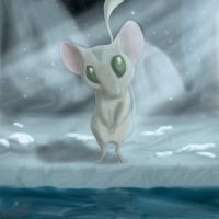 Icy Mousy by Nukaleu