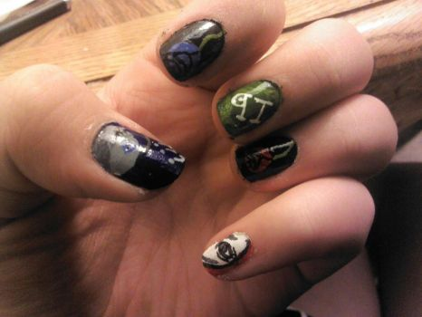 Ib Nails by Smutppet