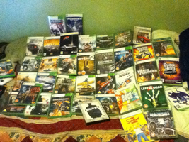 Updated game collection by Drivergamer127