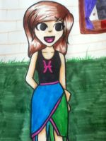 (re-)Entry for Total Drama Girls Camp by DesireeChan