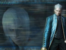 Vergil desktop by AdaDirenni