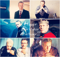 Happy Birthday Anthony Head by Before-I-Sleep