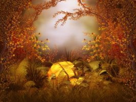 Autumn Colors free background by moonchild-ljilja