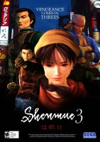 Shenmue 3 by johnpurontong