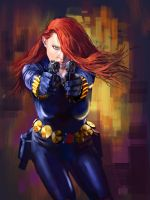 13 NoH Day 2 Black Widow by Grimbro