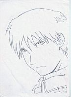 Roy Mustang 2 by 93sign