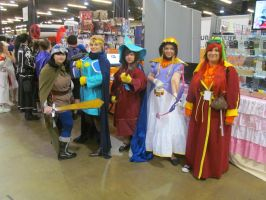 A-Kon '14 - South Park 2 by TexConChaser