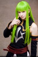 C.C. - Code Geass 1 by Rendem