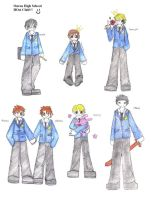 Ouran High School Host Club by An-Asian-girl
