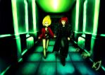 MCL: Escaping the Asylum (Request for xRaylax) by FeaelSilmarien