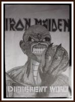 IRON MAIDEN by KGD666