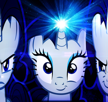 Rarity Icon by DigiRadiance
