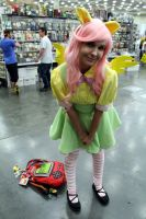 Fluttershy Cosplay by xI305GuyPhotographyx