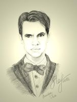 Brendon Urie by sophie-haida