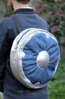 Shield Shoulder Bag by MyBeautifulMonsters