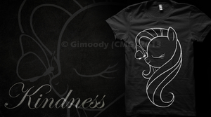 T-shirt - Kindness by GiMoody