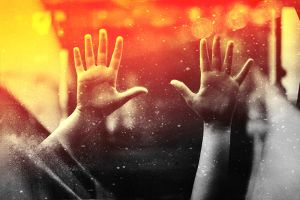 with your hands in the air by meyrembulucek