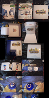 Sonic Gen Collectors edition by f-sonic