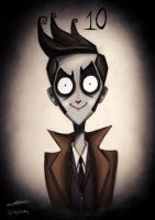 Doctor Burton 10 by The-Spooky-Man