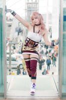Serah Cosplay - LBM #3 by diriagoly