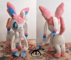 Sylveon by Lemonpez