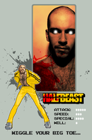Fighting Game Sprite ID by halfbeast