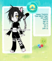 """Toshichi- """"M"""" Profile by Toxxic-Vixen"""