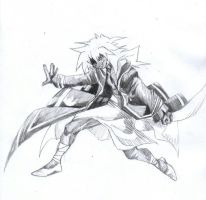 The Thief Bakura by tear-scar