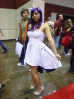 Megacon '13: Rarity by NaturesRose