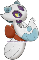 Pokeddexy: Day 9: Favorite Ghost by Volmise