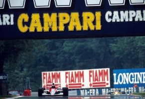 Gerhard Berger (Italy 1990) by F1-history