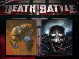 DEATH BATTLE Wishlist No.21 Part 1 by IronBloodAika