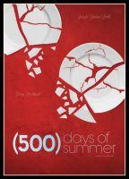 500 Days of Summer by JohnnyMex