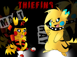 New username: Thiefing by Thiefing
