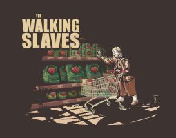 The WALKING SLAVES by dba999