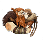 How To Train Your Dragon 2- Stoick and Valka by BlackCrow06