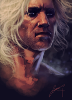 Kenway - speed painting by jodeee