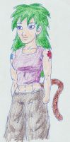 Cayenne In Colour by freeza-frost