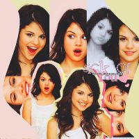 Blend Selena Gomez by MoonLightEditionss