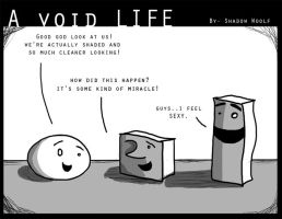 A Void Life 9 by Valashard