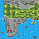 Pokemon Style Free Monster MMORPG Map Crow Woods by MonsterMMORPG