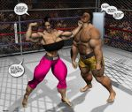 Bare-Knuckle Boxing 6A by Stone3D