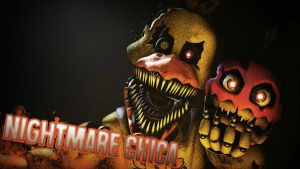 Nightmare Chica (Read the Description) by PugLover114