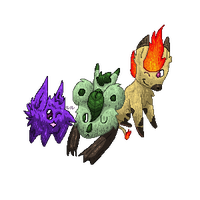 Fakemon by Eevee33