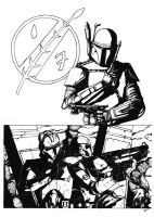 Jango Fett by jpc-art