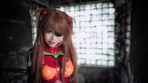 EVANGELION- Asuka2 by hydeaoi